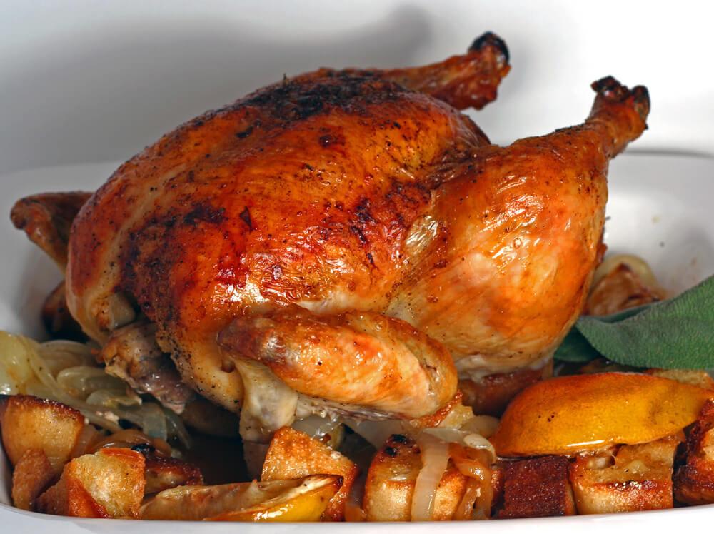cu ntas calor as tiene el pollo cuantas calorias