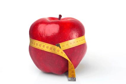 Conoce cuantas calorías tiene una manzana