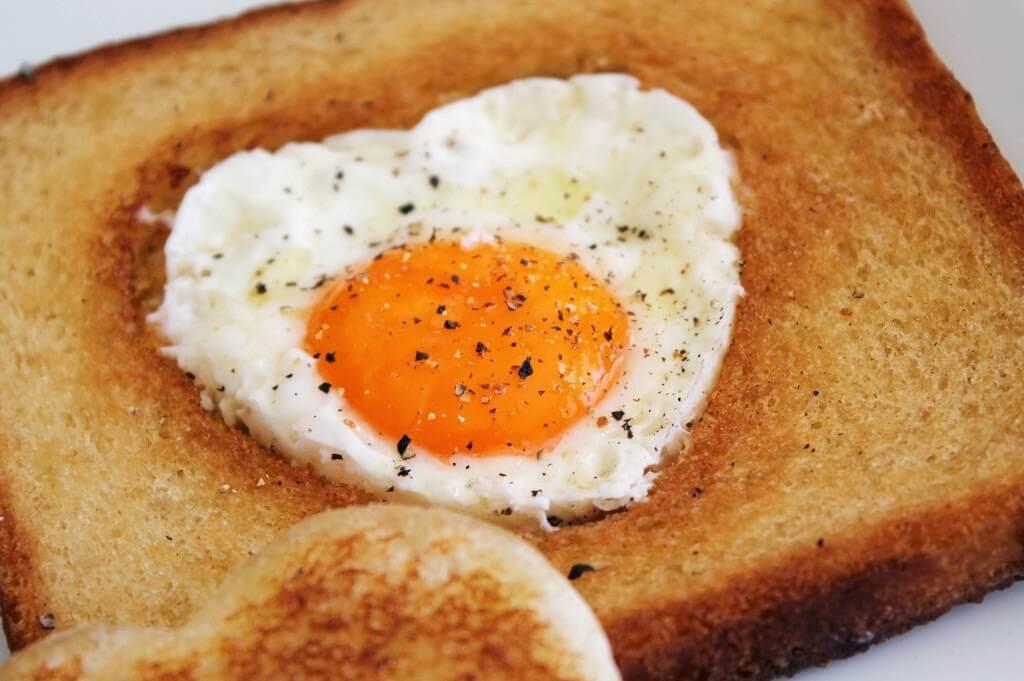 Cu ntas calor as tiene una tostada cuantas calorias for Tapas francesas
