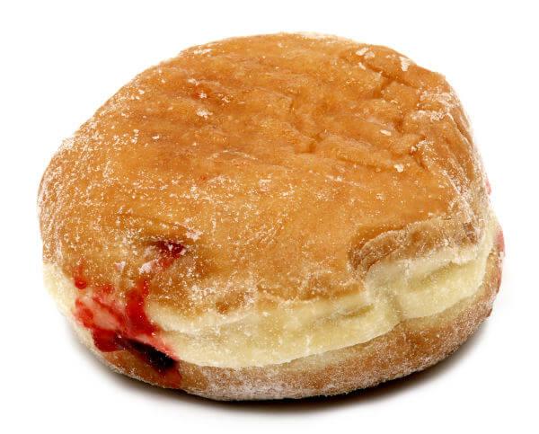 calorias-donut-mermelada-berlina