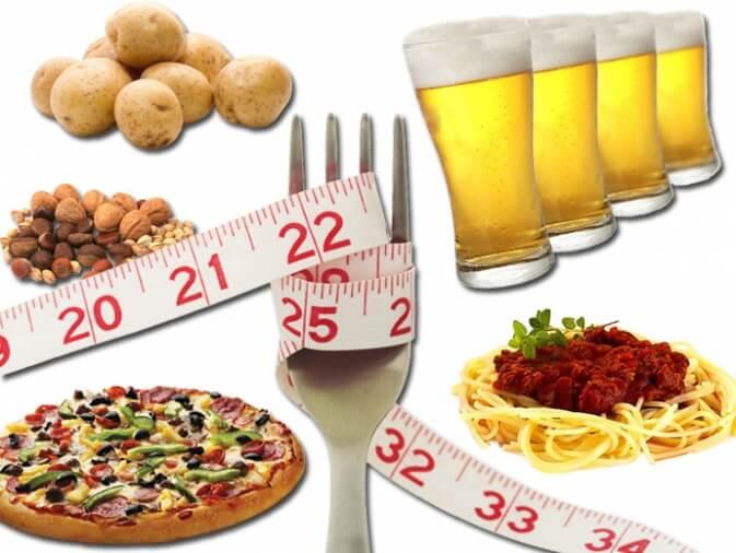 Comidas sin calor as cuantas calorias - Las calorias de los alimentos ...