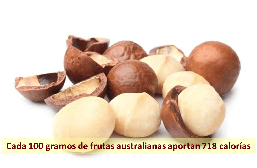 nueces australianas