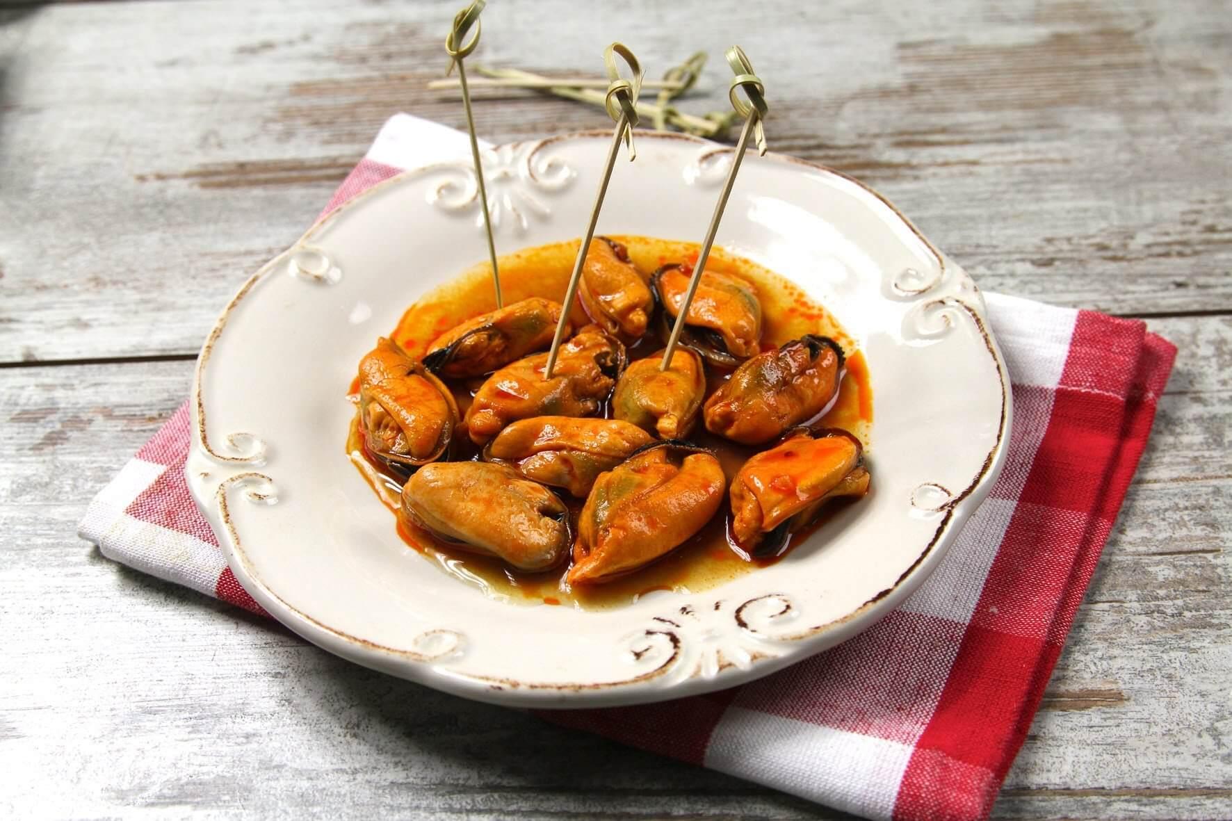 Cu ntas calor as tienen los mejillones cuantas calorias - Calorias boquerones en vinagre ...