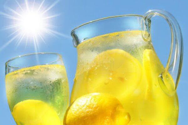 calorias-agua-limon